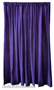 Extra Long Curtain Rods 180 Inches by 180 Inch Purple Velvet Curtain Extra Long Window Panel W Rod