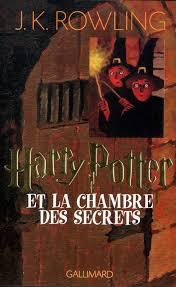 harry potter et la chambre des secret en livre harry potter ii harry potter et la chambre des secrets