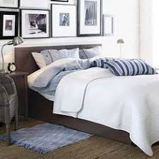 Brusali Bed Frame by Brusali Bed Frame With 4 Storage Boxes Brown Extra Storage Bed