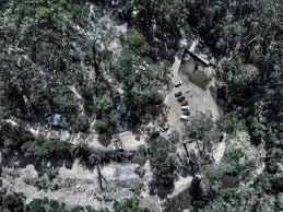 100 Lerderderg State Park FileAerial Perspective Of OBriens Crossing In