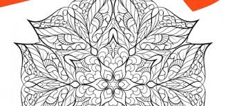 You Colour Adult Coloring Book Pdf Format Ready To Print Our 3rd Mandala Ebook Released Today