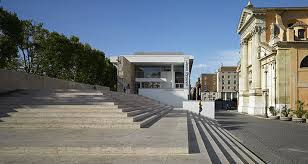 104 Ara Architects Pacis Museum Poltrona Frau Projects