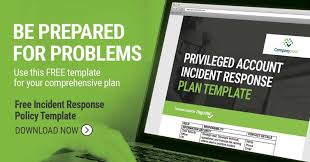 Thycotic Releases Incident Response Policy Template To Keep The Next Breach From Becoming A Cyber Catastrophe