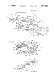 Recessed Poke Through Floor Box by Patent Us4770643 In Floor Fitting Google Patents