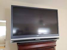 sony grand wega televisions ebay