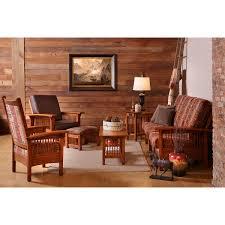 American Made Solid Wood Living Room Adirondack Furniture