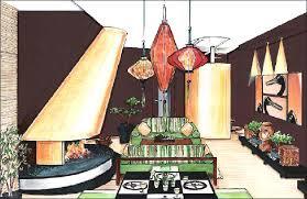 bilder wohnzimmer asiatisch