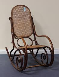 A Late 19th Century Bentwood Rocking Chair, With Caned Seat And Back ... Antique Hickory Oak Bentwood Rocking Chair Ardesh Ruby Lane Thonet Chairs For Sale Home Design Heritage Ding 19th Century Bentwood Rocking Chair Childs Cane Late In Beech By Maison Benches Wikipedia Vintage No 1 Children39s From Kelly Green Voting Box 10 Best 2019 Shop Intertional Caravan Valencia Gebruder Number 7025 Michael Thonet Mid Century On Metal Frame Australia C Perfect Inspiration About Senja