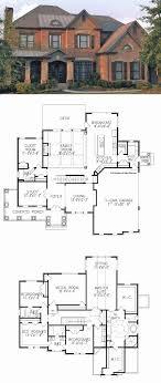 5 Bedroom e Story House Plan Stupendous