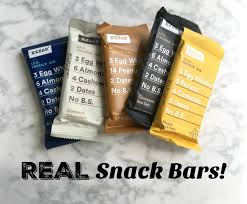 Funny Enough I Was Just At Lunch With Shawn On Our Team Facebook And Pinterest Moderator Hey She Telling Me How Much Loves RXBAR