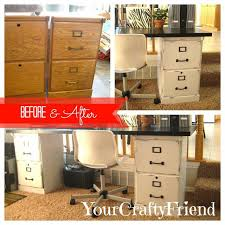 Under Desk File Cabinet Wood by Best 25 File Cabinet Desk Ideas On Pinterest Filing Cabinet