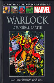 Warlock 12 15 Marvel Team Up 55 Avengers Annual 7 And Two In One 2