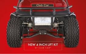 CLUB CAR PRECEDENT ELECTRIC GOLF CAR 4