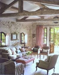 Incredible French Country Living Room Ideas 14