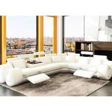 canapé d angle relax pas cher canape cuir blanc relax achat vente canape cuir blanc relax