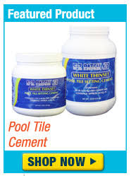 pool tile repair and care information tile replacement info