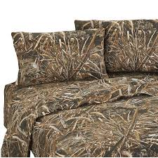 realtree max 4 camo bedding sheet set realtree duck hunters