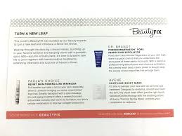 BeautyFIX Review - October 2017 + Coupon Code - Subscription Box ... New And Old Favorites From Paulas Choice Everything Pretty Scentbird Coupon Code August 2019 30 Off Discountreactor Choice Coupon Code Best Buy Seasonal Epic Water Filters 15 25 Off Andalou Promo Codes Top Coupons Promocodewatch Malaysia Loyalty Rewards Promo Naturaliser Shoes Singapore Skin Balancing Porereducing Toner 190ml Site Booster Schoen Cadeaubon Psa Sitewide Skincareaddiction Luxury Care On A Budget Beautiful Makeup Search Paulas Choice 5pc Gift With Purchase Bonuses