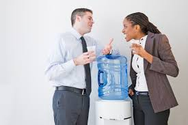 Chatting Around the Water Cooler is Good For Business