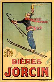 Vintage Ski Poster Classics France French And Italian Posters
