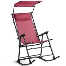 Costway: Costway Folding Rocking Chair Rocker Porch Zero Gravity ... Gci Outdoor Roadtrip Rocker Chair Dicks Sporting Goods Nisse Folding Chair Ikea Camping Chairs Fniture The Home Depot Beach At Lowescom 3599 Alpha Camp Camp With Shade Canopy Red Kgpin 7002 Free Shipping On Orders Over 99 Patio Brylanehome Outside Adirondack Sale Elegant Trex Cape Plastic Wooden Fabric Metal Bestchoiceproducts Best Choice Products Oversized Zero Gravity For Sale Prices Brands Review