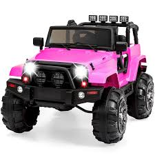100 Girls On Trucks Amazoncom Best Choice Products 12V Kids Ride Truck Car RC Toy W
