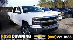 100 Used Silverado Trucks For Sale New 2019 Chevrolet 1500 In Hammond At Ross Downing Chevrolet