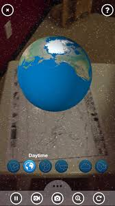 Planet Earth Page You Can Choose Different Modes