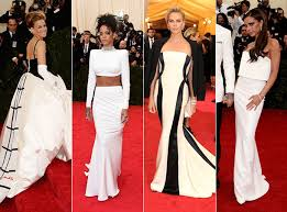 Met Ball 2014 Stars Do Pale And Interesting On Fashions Biggest Night
