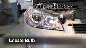 headlight change 2006 2016 chevrolet impala 2008 chevrolet