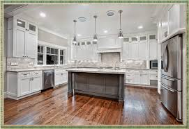 Best Color For Kitchen Cabinets 2017 by Kitchen Hudson Painted Antique White Kitchen Cabinets 3 Best