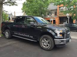 100 Rent A Pickup Truck For A Day Commercial Toronto S Wheels 4