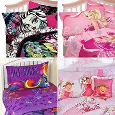 Monster High Bedroom Set by Lalaloopsy Bed Set Ebay