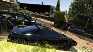 Knight Industries Shirt (Knight Rider / Kitt / FLAG) - GTA5-Mods.com
