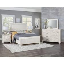 674 559 Vaughan Bassett Furniture Queen Timber Bed