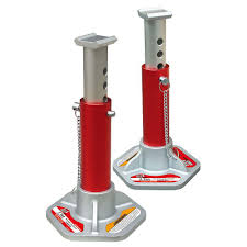 Aluminum Floor Jack 3 Ton by Big Red 3 Ton Aluminum Jack Stands 2 Pack T43004l The Home Depot