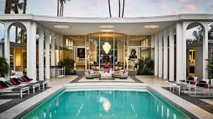 100 Palm Springs Architects Martyn Lawrence Bullards Sumptuous Hideaway