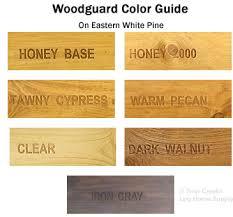 Woodguard Stain