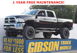 100 Gibson Truck Used 2018 Ram 2500 For Sale Sanford FL 42648