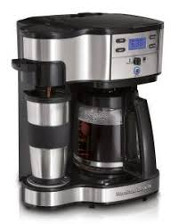Hamilton Beach Single Serve Coffee Maker
