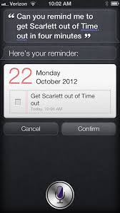 Tech Tuesday How I use Siri for discipline Rookie Moms