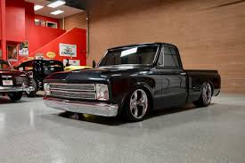 100 Custom C10 Trucks 1967 Chevrolet Pickup Red Hills Rods And Choppers Inc