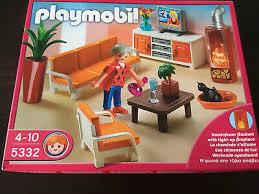 modernes wohnen city gebraucht komplett playmobil 5332