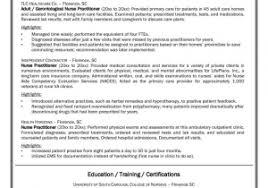 Pediatric Nurse Resume From Neuro Icu Nurse Resume Igniteresumes