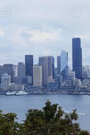 100 Beautiful Seattle Pictures A Vertical Of Washington On A Beautiful Day Stock Photo