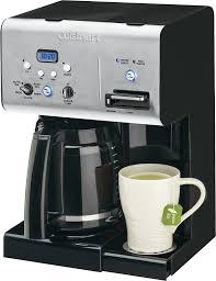 Cuisinart 12 Cup Programmable Coffee Maker Black CHW