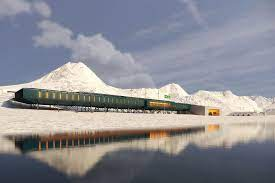 104 Antarctica House How Antarctic Bases Went From Wooden Huts To Sci Fi Chic Bbc News
