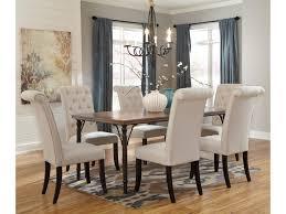 Signature Design By Ashley Tripton7 Piece Rectangular Dining Room Table Set