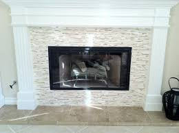 new mosaic tile fireplace home improvement ideas