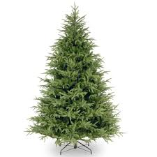 Christmas Tree Flocking Kit by Home Accents Holiday 7 5 Ft Pre Lit Led Flocked Mixed Pine Tree